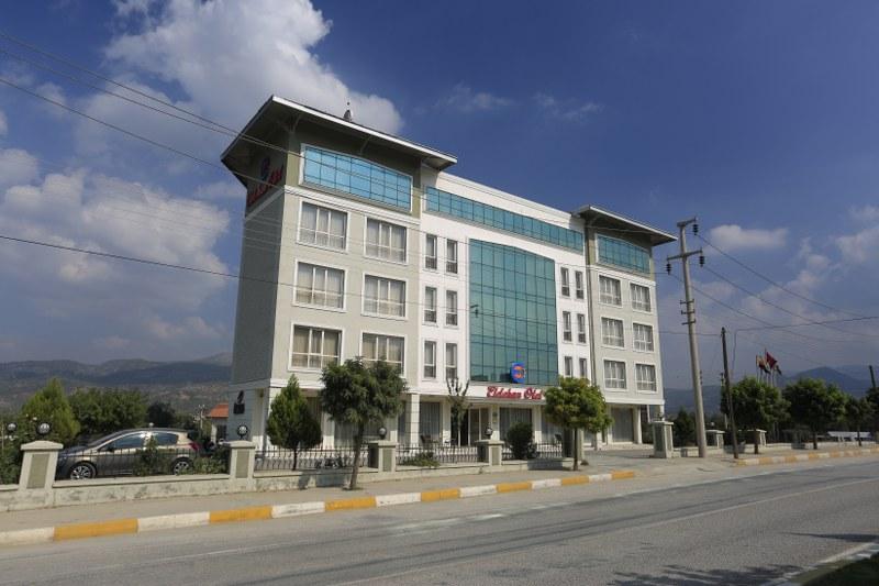 İzan Hotel - About Us