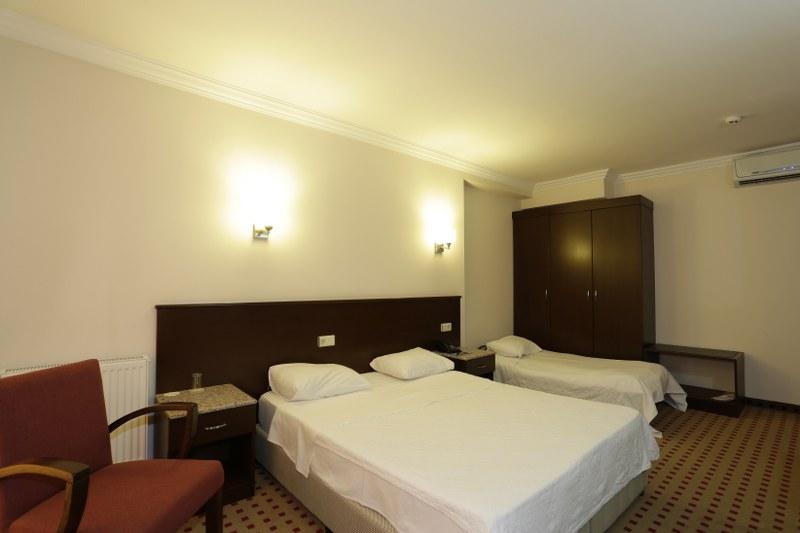 İzan Hotel - Rooms