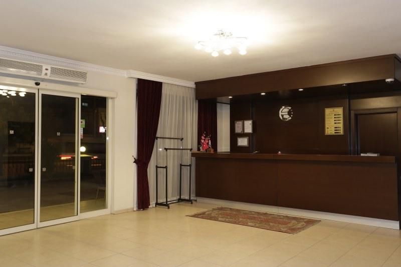 Milashan Otel - Hakkımızda
